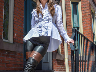 How I Met LeviTicus Fashions (not your mother 😂) And The PERFECT Thigh Boots