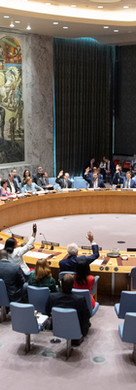 Security Council Session