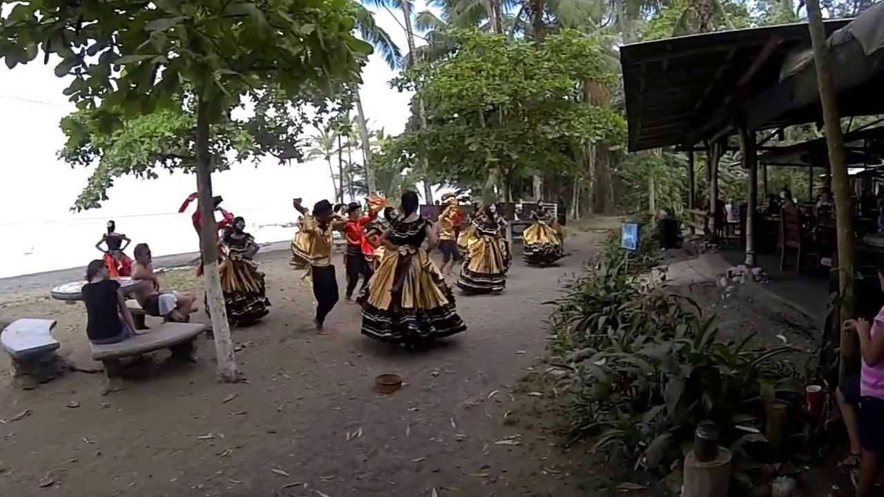 Celebration in Puerto Jimenez