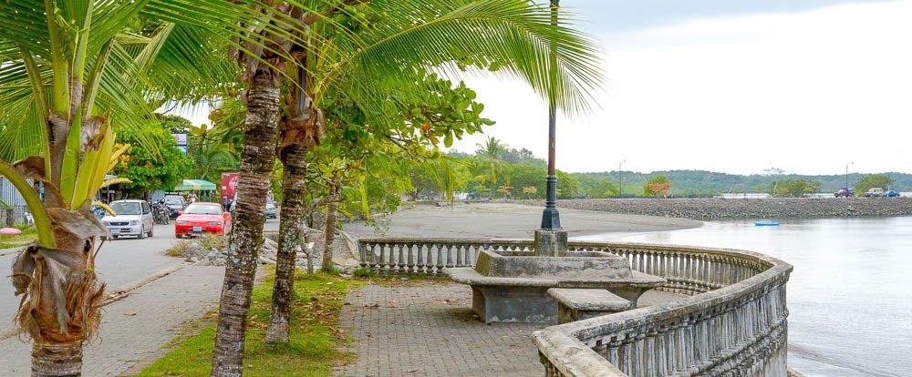 Puerto Jimenez Beach front