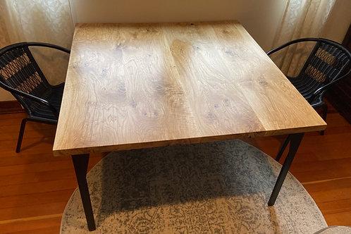 Oregon White Oak Plank Table