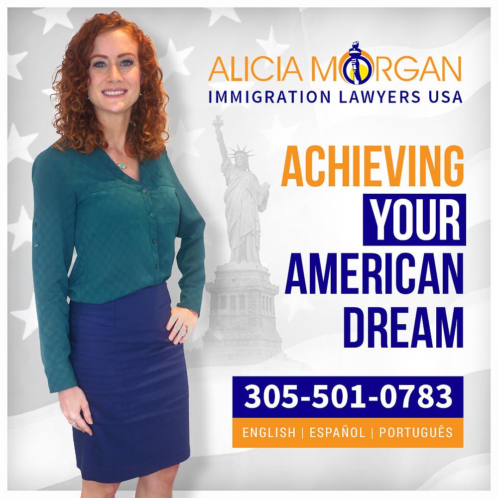 Alicia Morgan - Immigration Lawyers USA