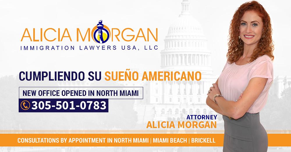 Alicia Morgan Immigration Lawyers USA