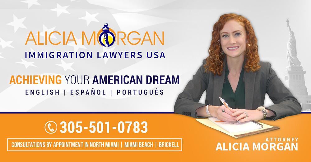 Miami Immigration Attorney Alicia Morgan