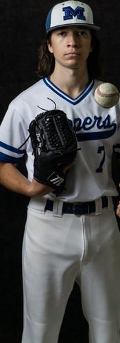 bellus athletic portrait baseball