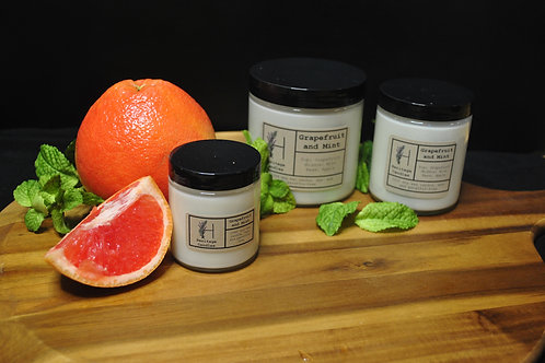 Grapefruit and Mint