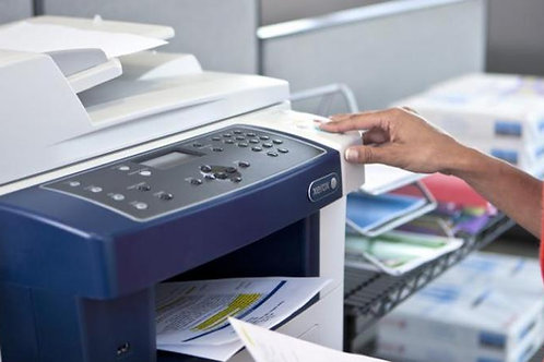 Lexmark and/or Xerox - Hourly Service