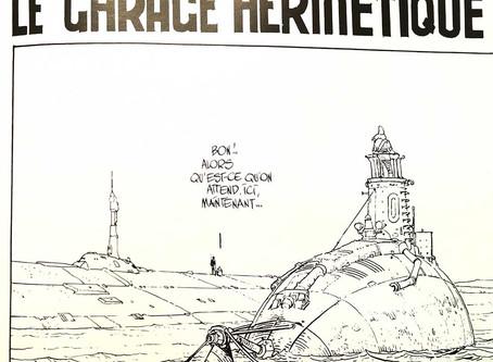 GARAGE HERMETIQUE, le chaos structuré