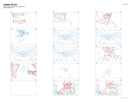 Chias vs Fly Storyboard 003