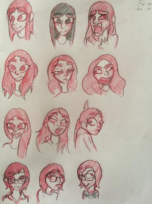 Toon Profile Study