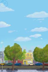 Love Floats City Panorama