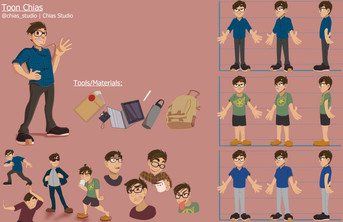 Toon Chias Character Sheet