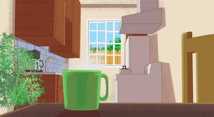 Kitchen Shot