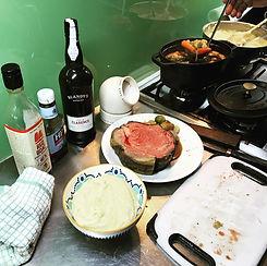 Richard H Turner's roast beef.JPG