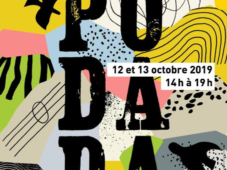 See you this weekend for the PODADA