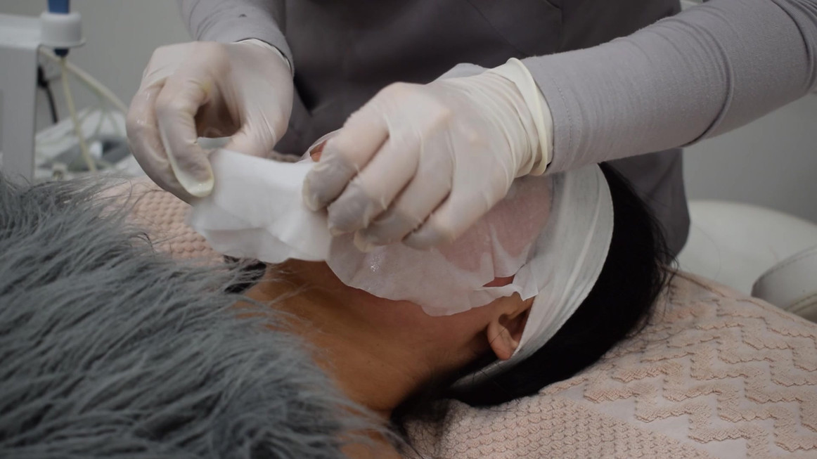 Oxygen Facial Therapy
