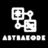 AstraKode logo.