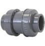 UPVC Double Union Non Return valve