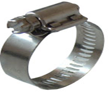 Worm Drive Hose Clip W4 S/S