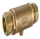 Heavy Duty Spring Check Valve