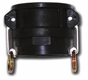 PE Camlock Type D FBSP