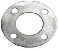 Galvanised Steel Backing Ring