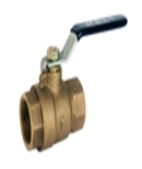 Bronze Ball Valve (40 Bar rated –10° C  + 140° C- FBSP)