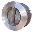 Stainless Steel Dual Plate Check Valve (PN10/16—0°C+200°C )