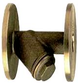 Bronze Flanged Y Strainer (PN16  –10° C+180° C)