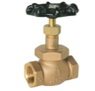 Bronze Globe Valve (32 Bar rated –10° C+ 190° C—FBSP)