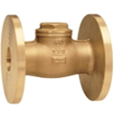 Bronze Flanged Check Valve (PN16  –10° C+180° C)