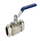 Brass Ball Valve (PN25–10°C+110°C—Compression)
