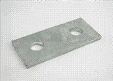 Flat Plate 2 Hole