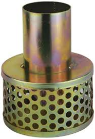 Tin Can Strainer C/W Hosetail