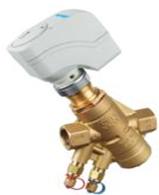 DZR Automatic Flow Balancing (PN25 –10°C+120°C—FBSPP)