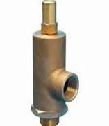 Bronze Proportional Lift Safety Valve FxF BSP (Supplied Pre-set–15°C+225°C Gress