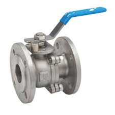 Stainless Steel Flanged Ball Valve (PN16/40 –25° C+ 200°C 2 Piece PTFE Seals)