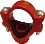 Mechanical Tee x FBSP Galvanised