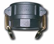 S/S Camlock Type D FBSP