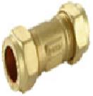 Brass Double Spring Check Valve