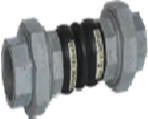 Galv PN16 Flexible Coupling x FBST EDPM/NBR Body