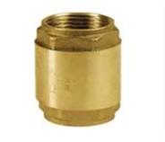 Brass Spring Non Return Valve (16 Bar rated –10° C  + 110° C—FBSP)