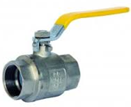 Brass Ball Valve Gas Approved (PN40—PN16  –10° C  + 90° C—FBSP)