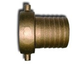Brass Lugged Union Hosetail