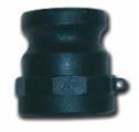 PE Camlock Type A x FBSP