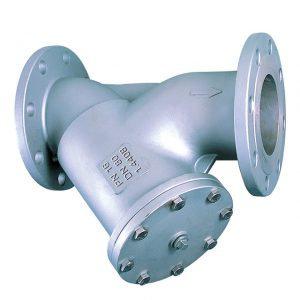 Stainless Steel Y Strainer (PN16—0° C+450°C)