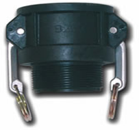 PE Camlock Type Bx MBSP