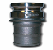 S/S Camlock Type DP
