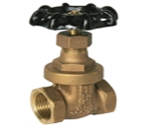 Bronze Gate Valve BS5154 (20 Bar rated –10° C+180° C- Taper FBSP)