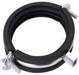 Pipe Clamp EPDM Lined